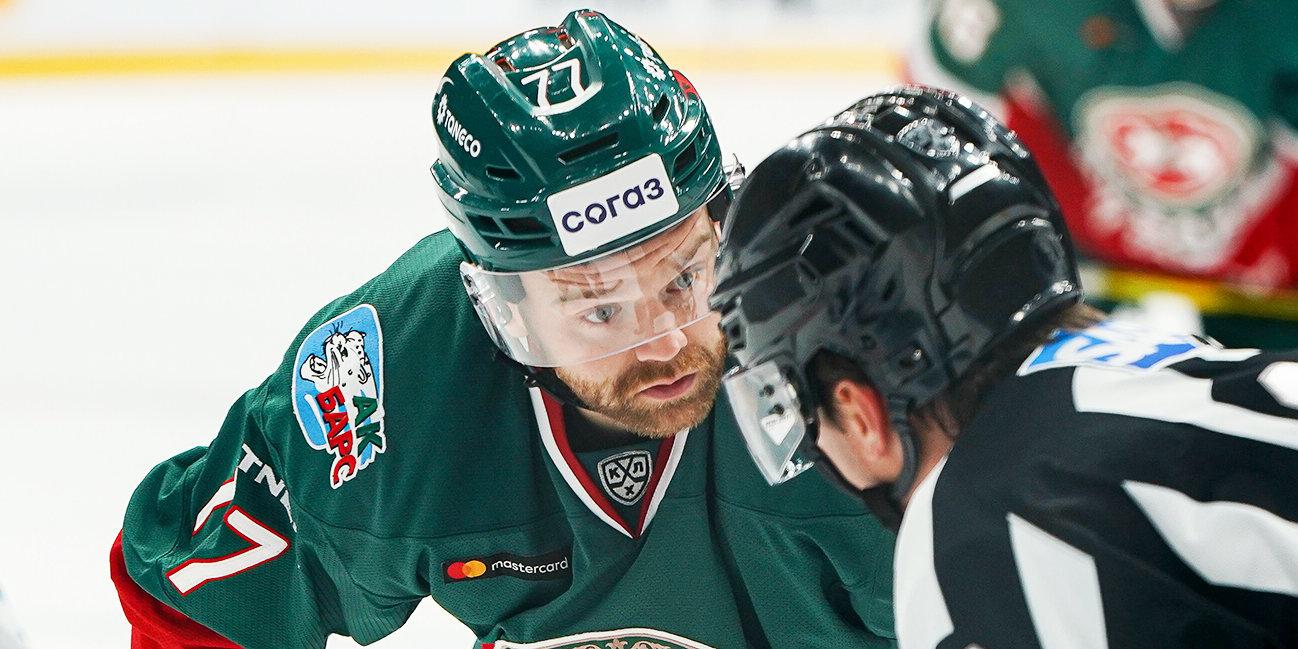 Федотов, Сергеев и Да Коста – лучшие хоккеисты недели в КХЛ