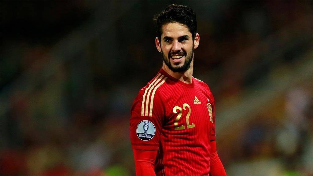 """Альба: «Иско в""""Барселоне""""? Вкоманде рады любому превосходному игроку»"""