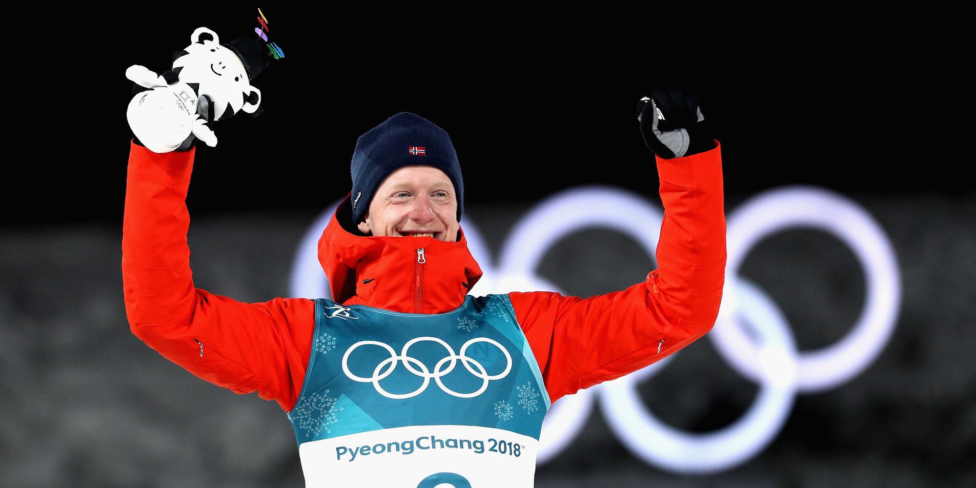 Норвежский олимпийский чемпион пообещал наЧМ-2018 болеть за русских футболистов