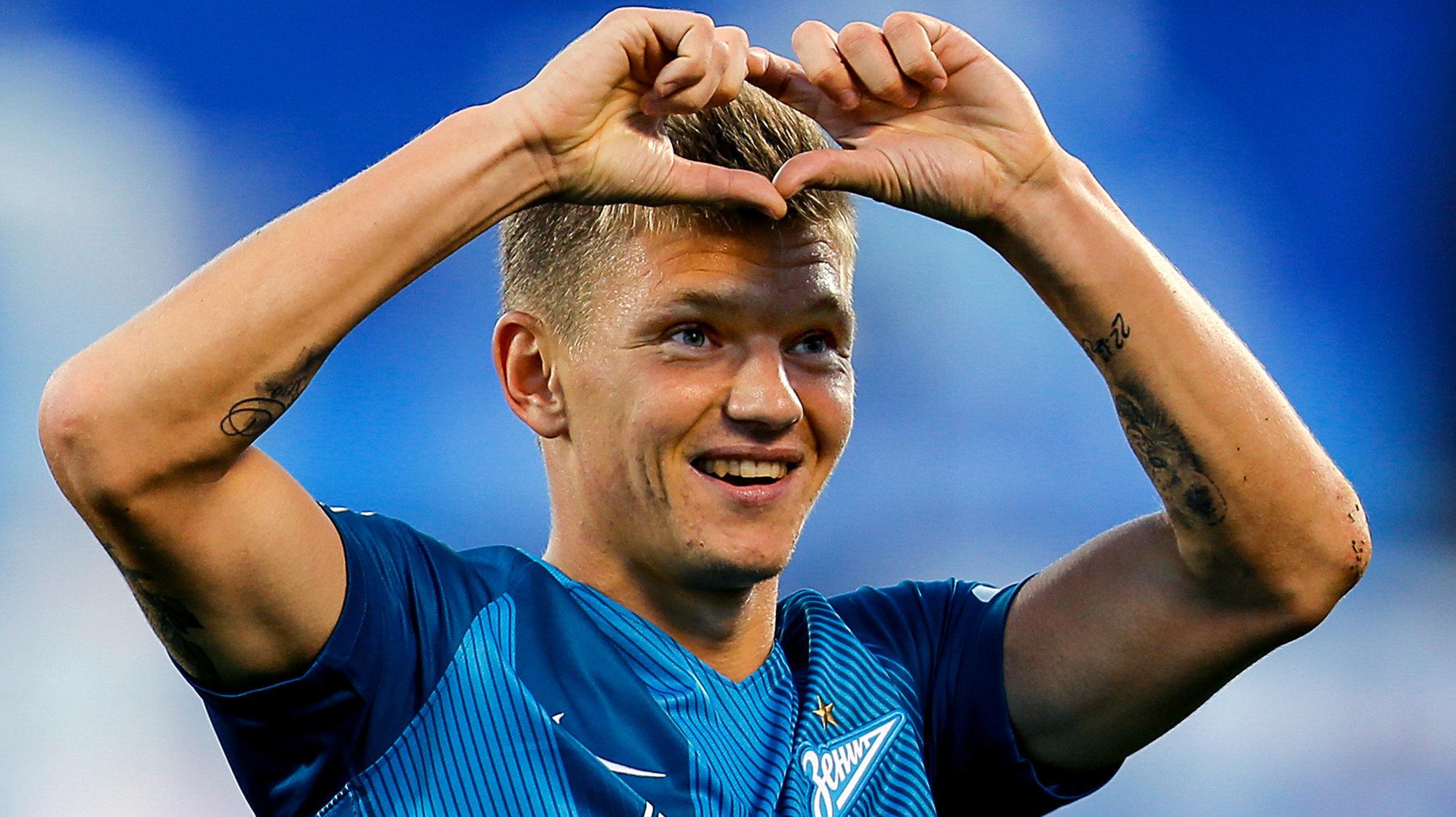 Агент Шатова прокомментировал возможную аренду игрока в «Сочи»