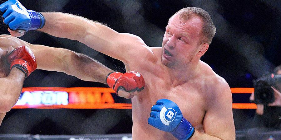 Шлеменко назвал наиболее желанных соперников в России