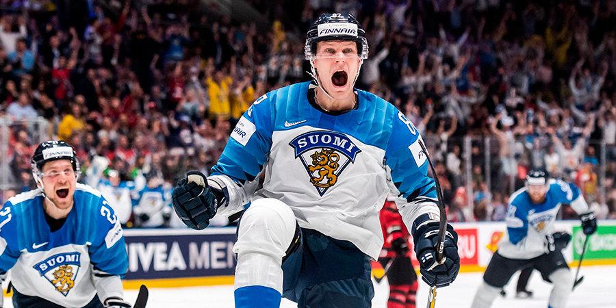 Форвард «Металлурга» Песонен стал лучшим игроком дня в КХЛ