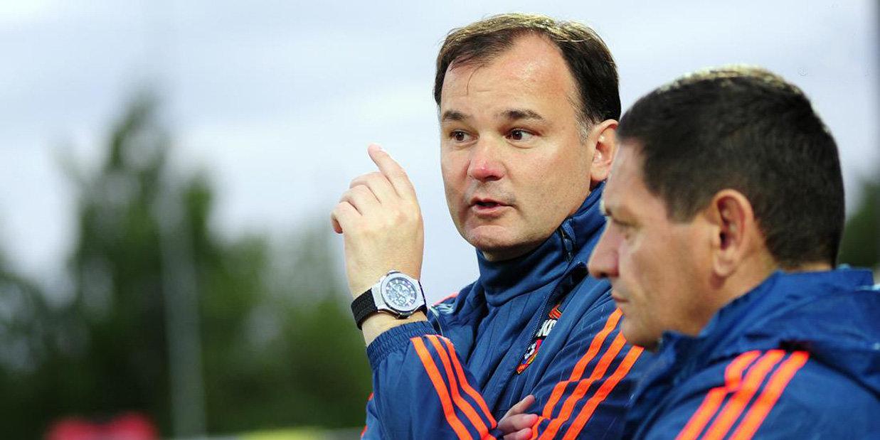 Александр Гришин: «Иностранный тренер просто так не поедет в Россию. Задаром никто позориться не будет»