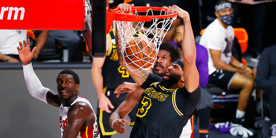 «Лейкерс» одолел «Чикаго», «Хьюстон» разгромил «Орландо» с разницей «+42»