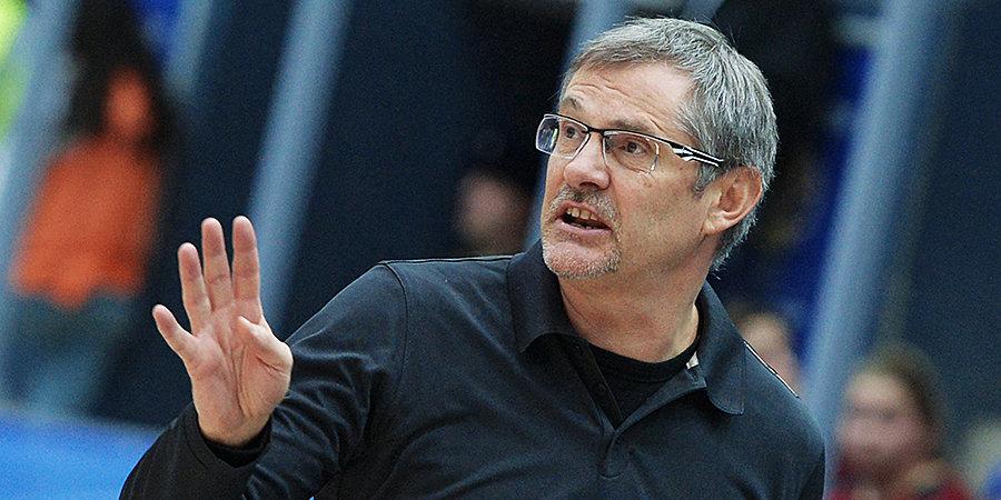 Сергей Базаревич: «Не считаем целесообразным привлекать опытных баскетболистов со стороны»