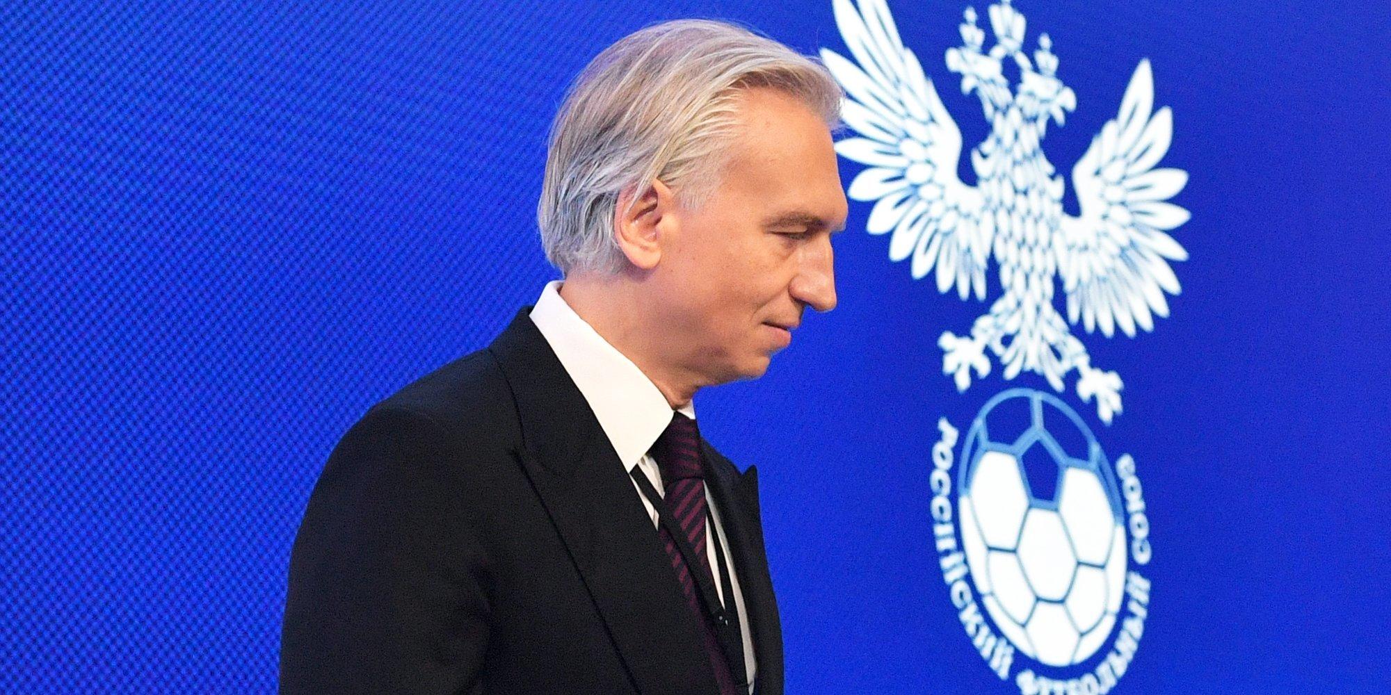 Дюков отреагировал на завершение карьеры Фернандеса в сборной России