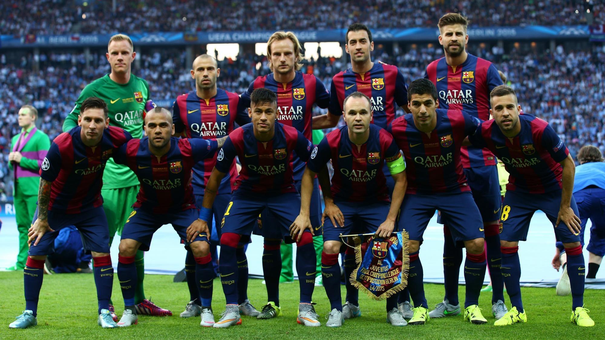 Барселона: «Барселона» в двух шагах от рекорда