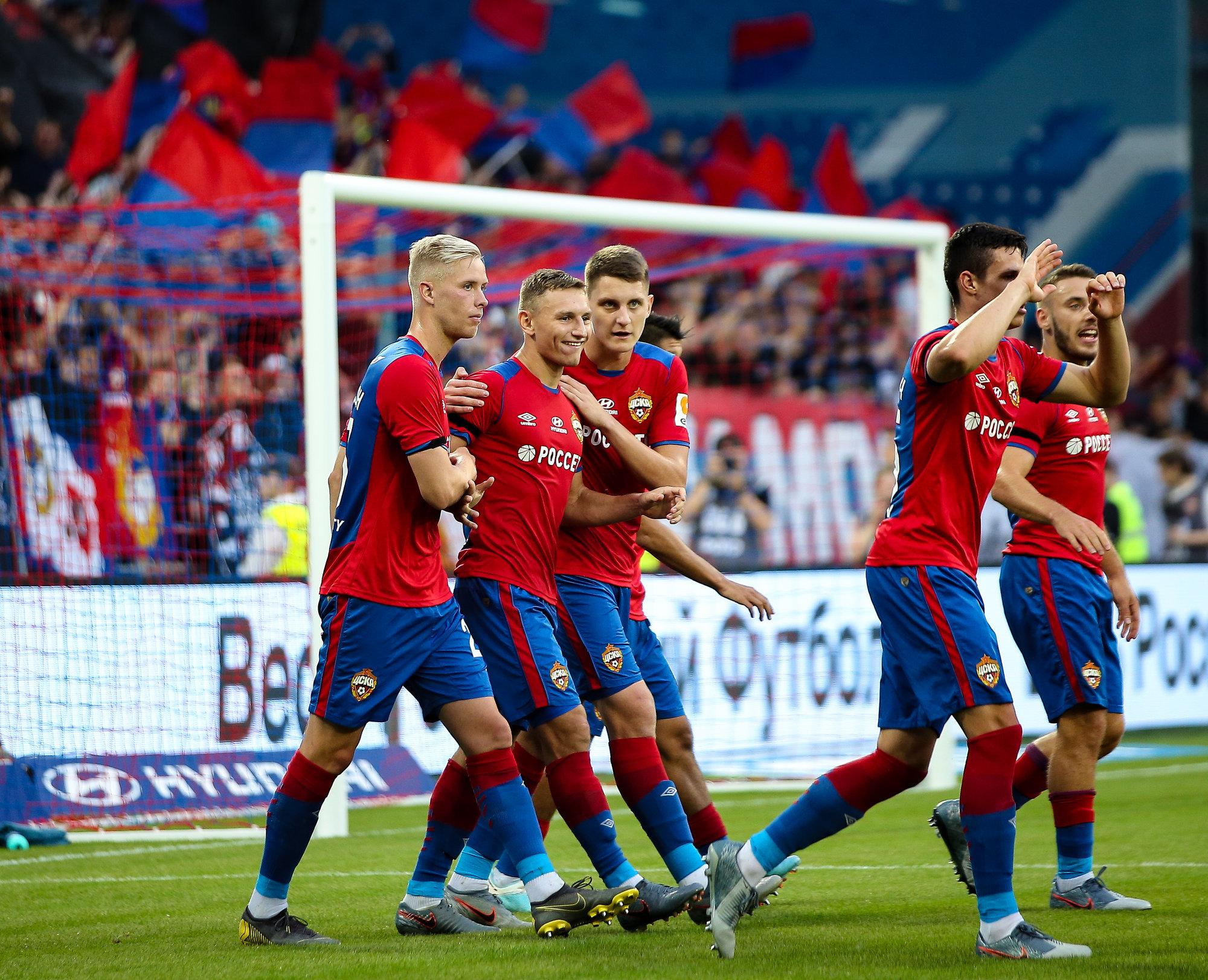 ЦСКА 2019/20