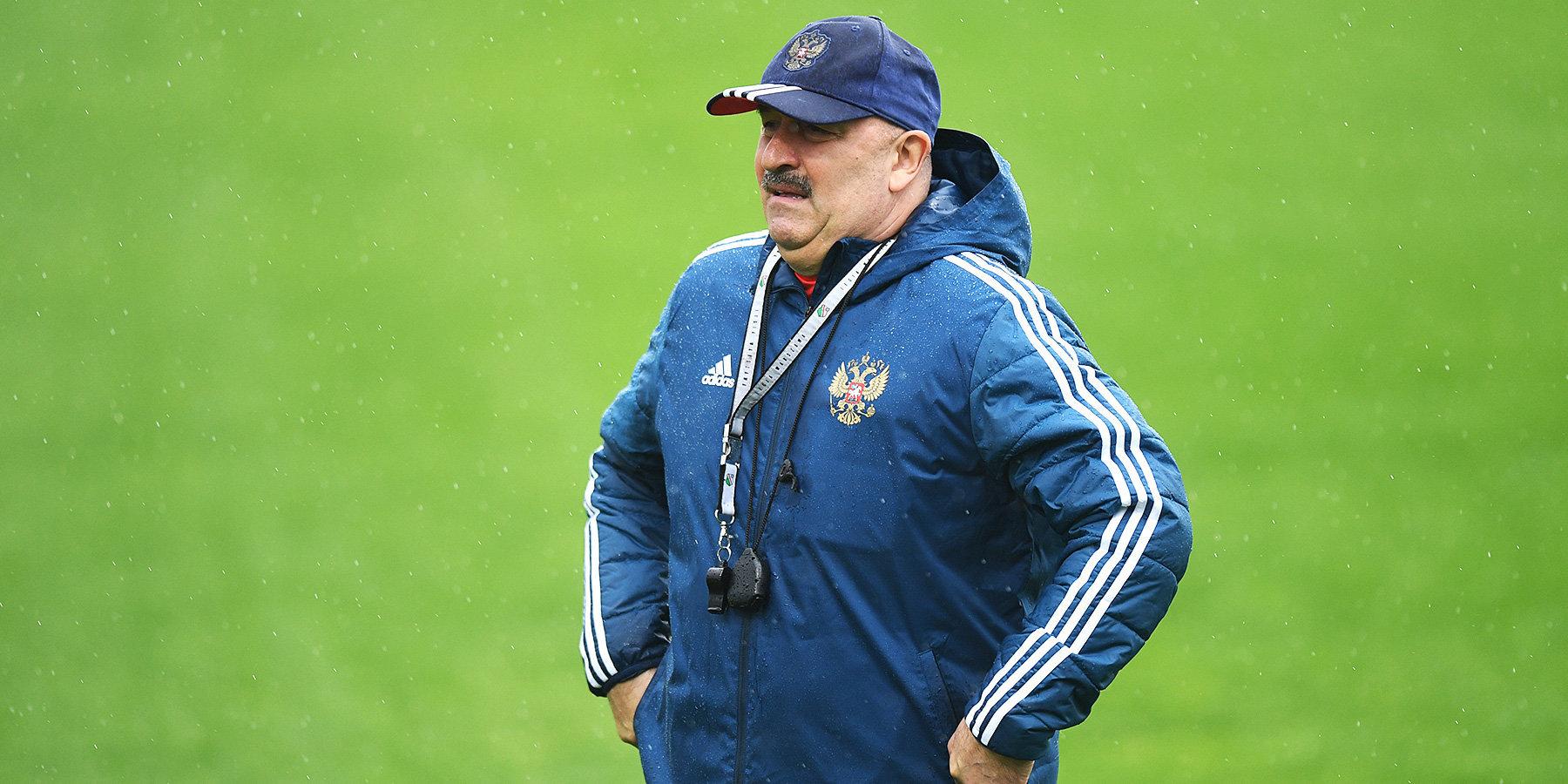 Размещен стартовый состав сборной Российской Федерации пофутболу наматч сАвстрией