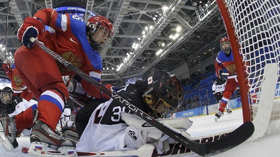 Германия выбила РФ изборьбы замедали женского чемпионата мира похоккею