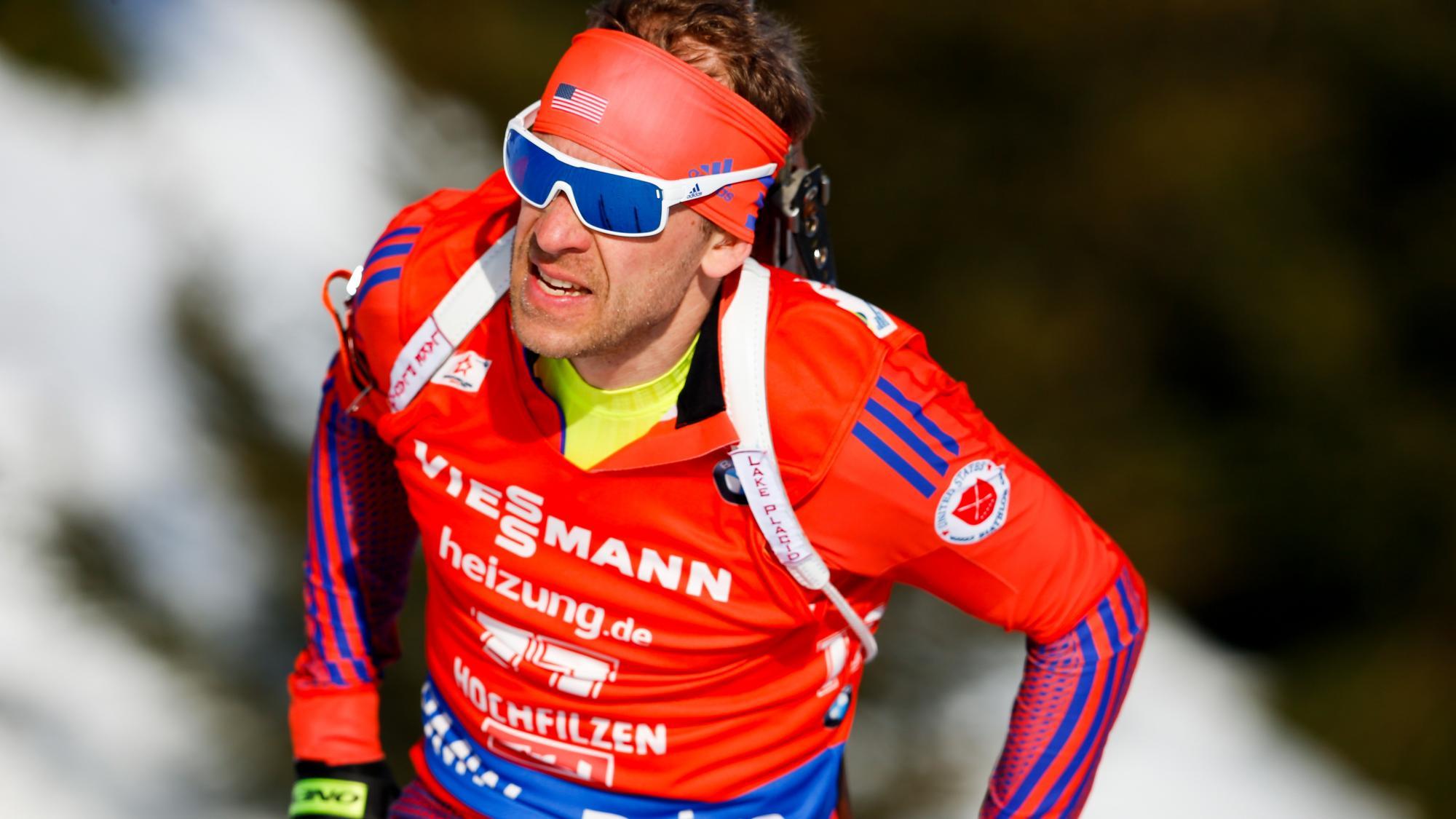 Житель америки  Бэйли одержал победу  персональную  гонку наЧМ, Шипулин— 7-мой