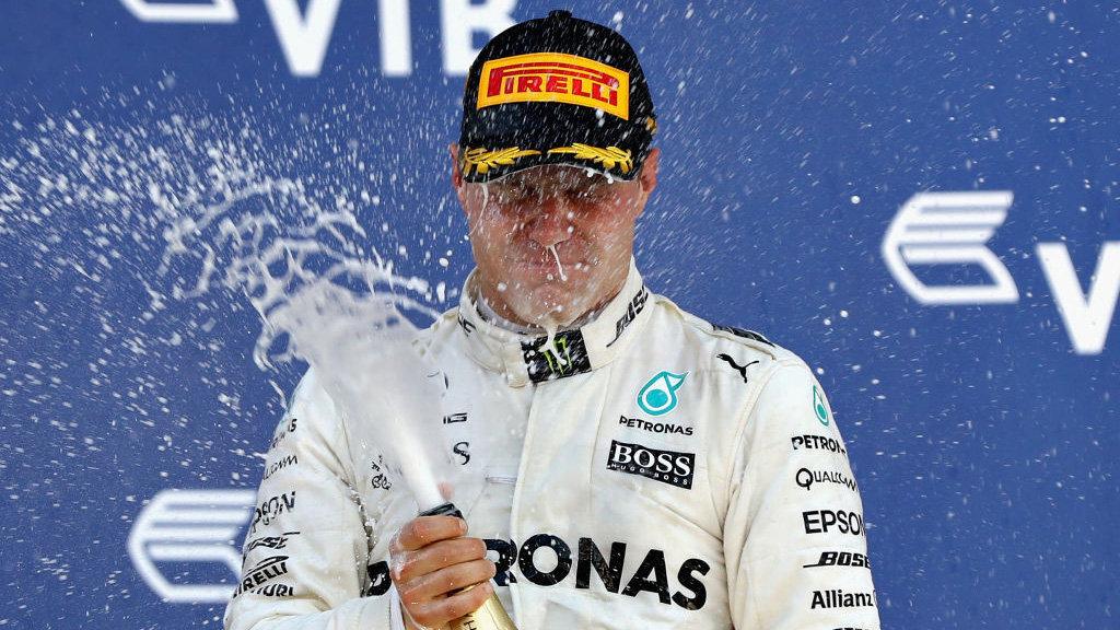 Гран-при «Формулы-1» вСочи одержал победу финский гонщик Валттери Боттас