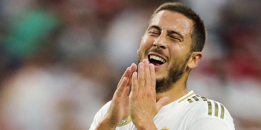 «Полет Азара на луну», шедевр Родриго и первый блин комом. Новый «Реал» провел первый матч