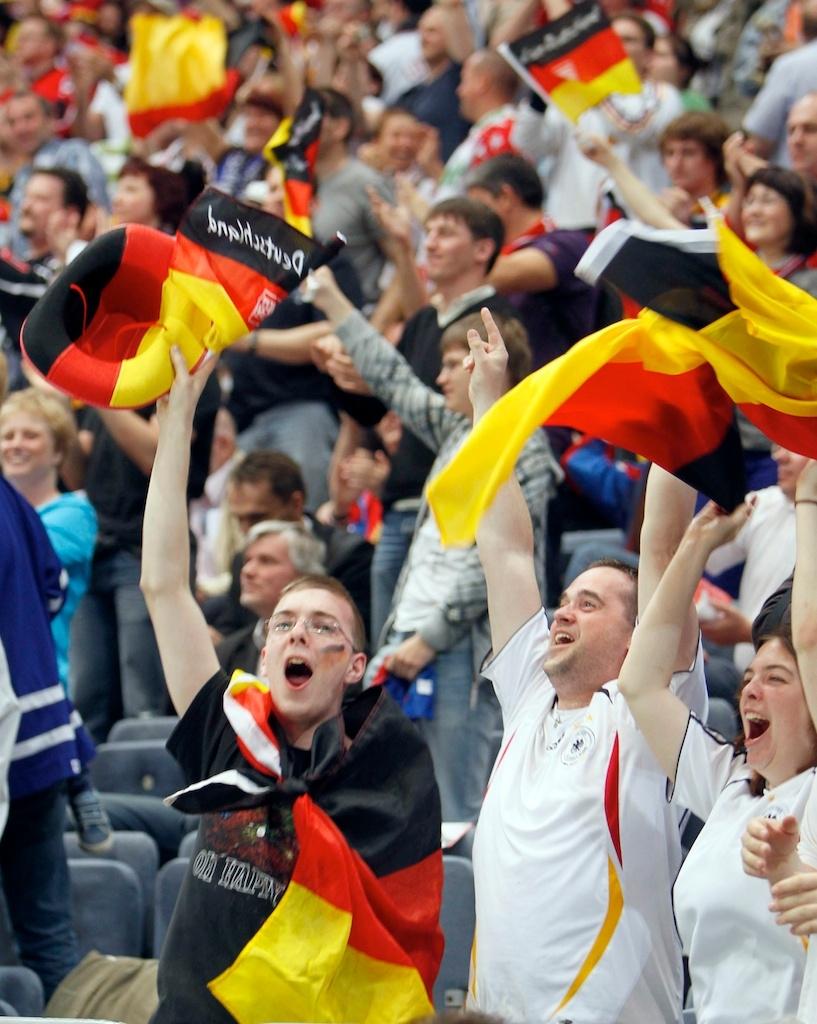 Сборная Германии по  sportsru