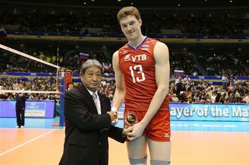 почему волейболист мусерский не играет на олимпиаде стирают