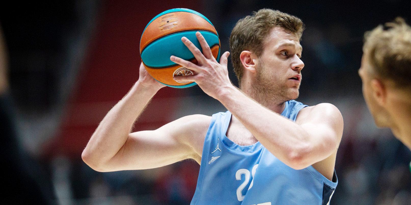 Андрей Зубков: «Мы должны выигрывать каждый из оставшихся матчей Евролиги»