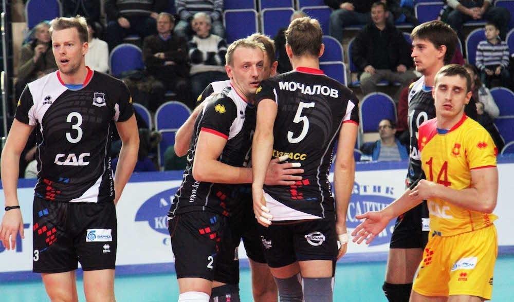 «Кузбасс» вышел в полуфинал Суперлиги, обыграв московское «Динамо»