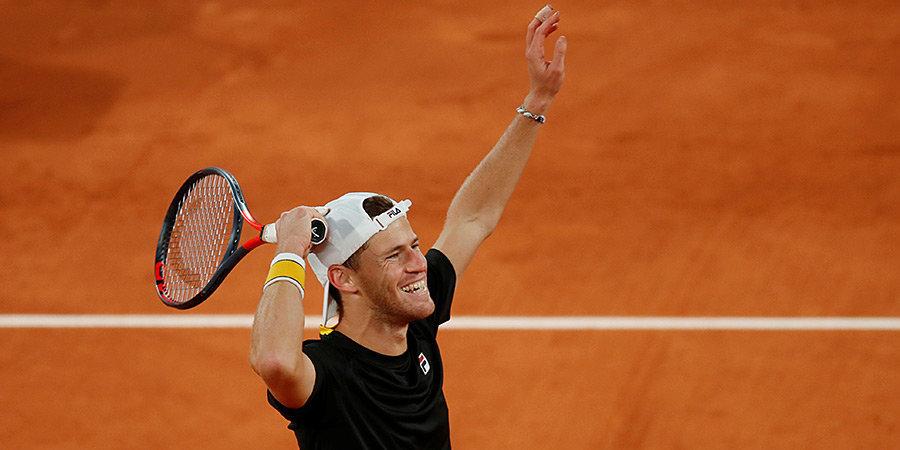 Шварцман получил последнюю путевку на Итоговый турнир ATP