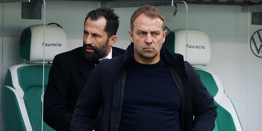 В Немецком футбольном союзе подтвердили желание пригласить Флика на пост главного тренера сборной