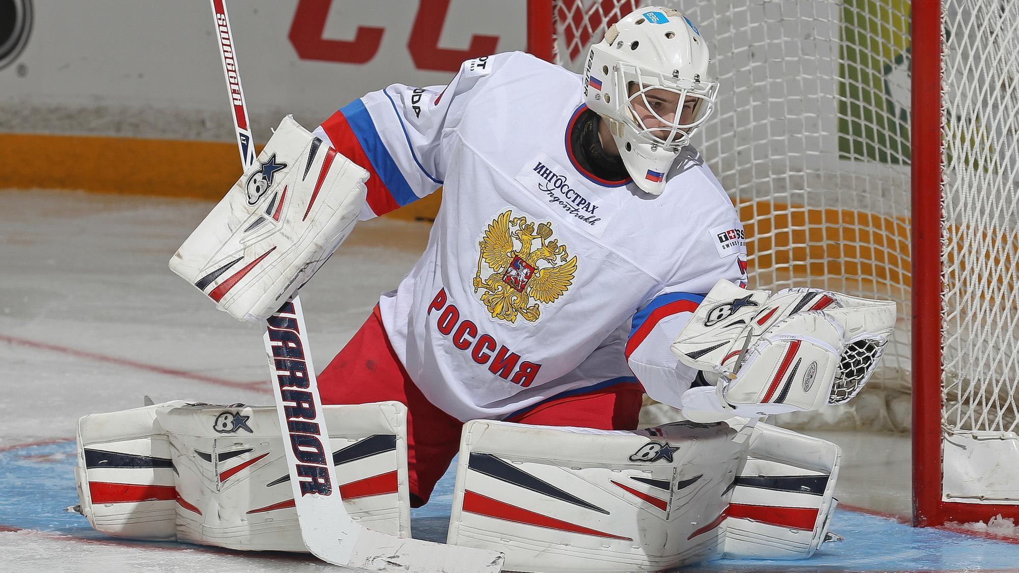 Молодежная сборная РФ похоккею проиграла шведам ввыставочном матче