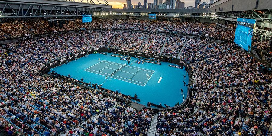 Организаторы не исключают отмены Australian Open-2021