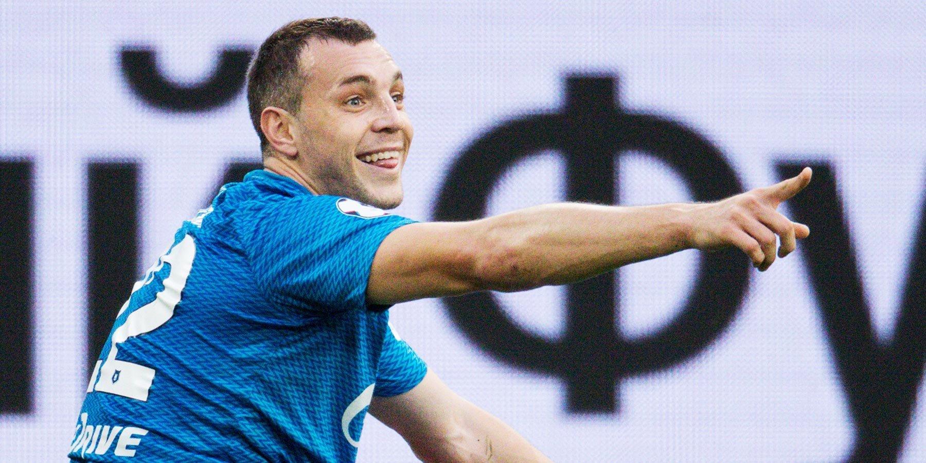 9716a6b692bf8 Владислав Радимов: «Я не понял, зачем Дзюба вынес в прессу вещи, которые  должны оставаться внутри команды»