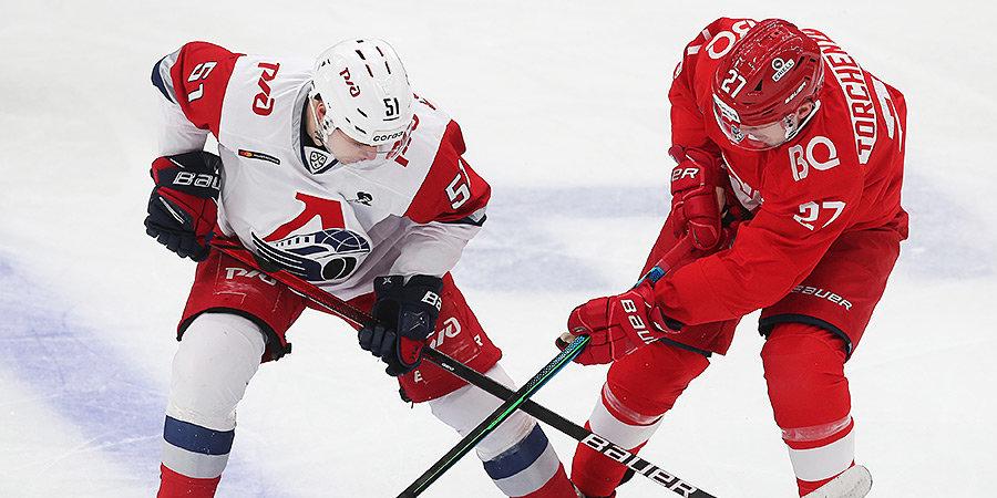 «Спартак» впервые в сезоне обыграл «Локомотив»
