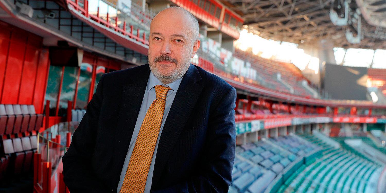 Кикнадзе назначен генеральным директором «Локомотива»