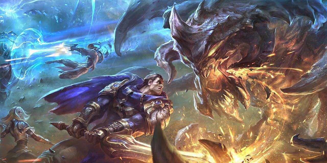 Noize MC выпустил песню про игру League of Legends