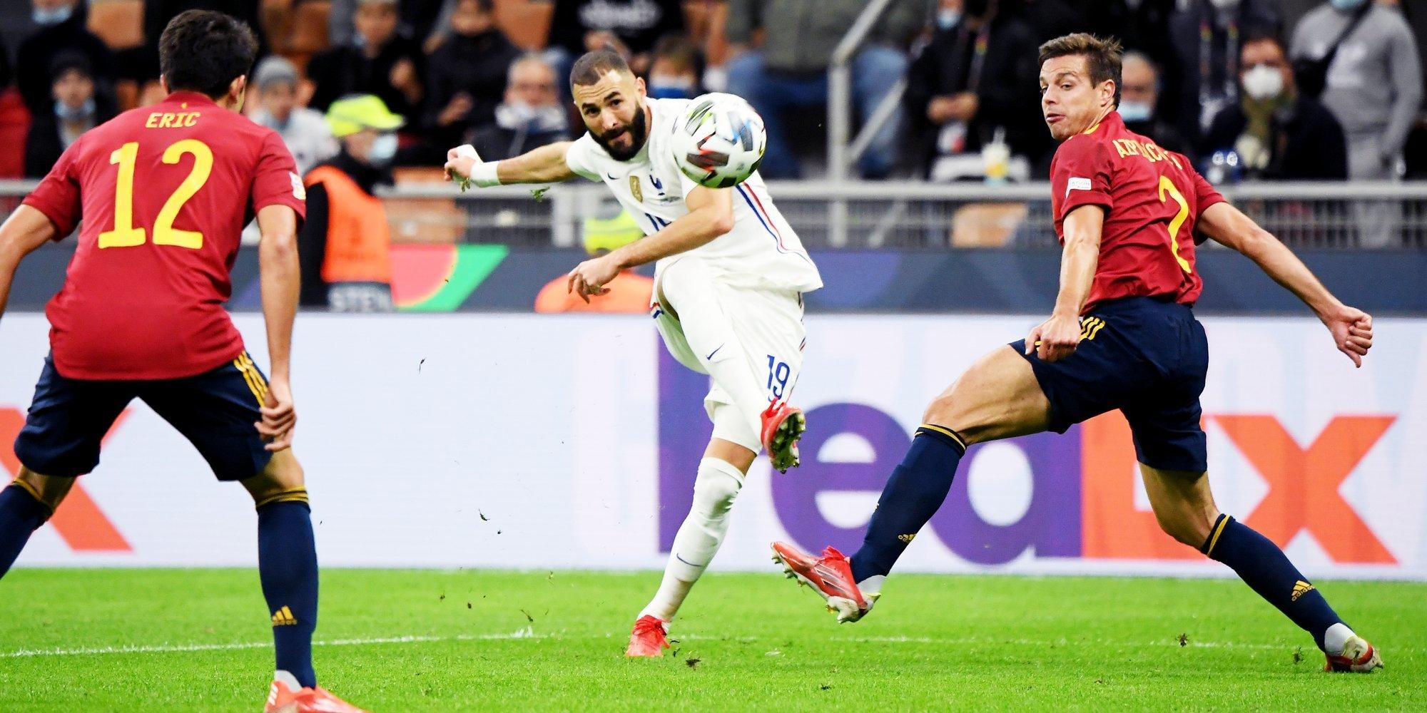 Франция стала победителем Лиги наций
