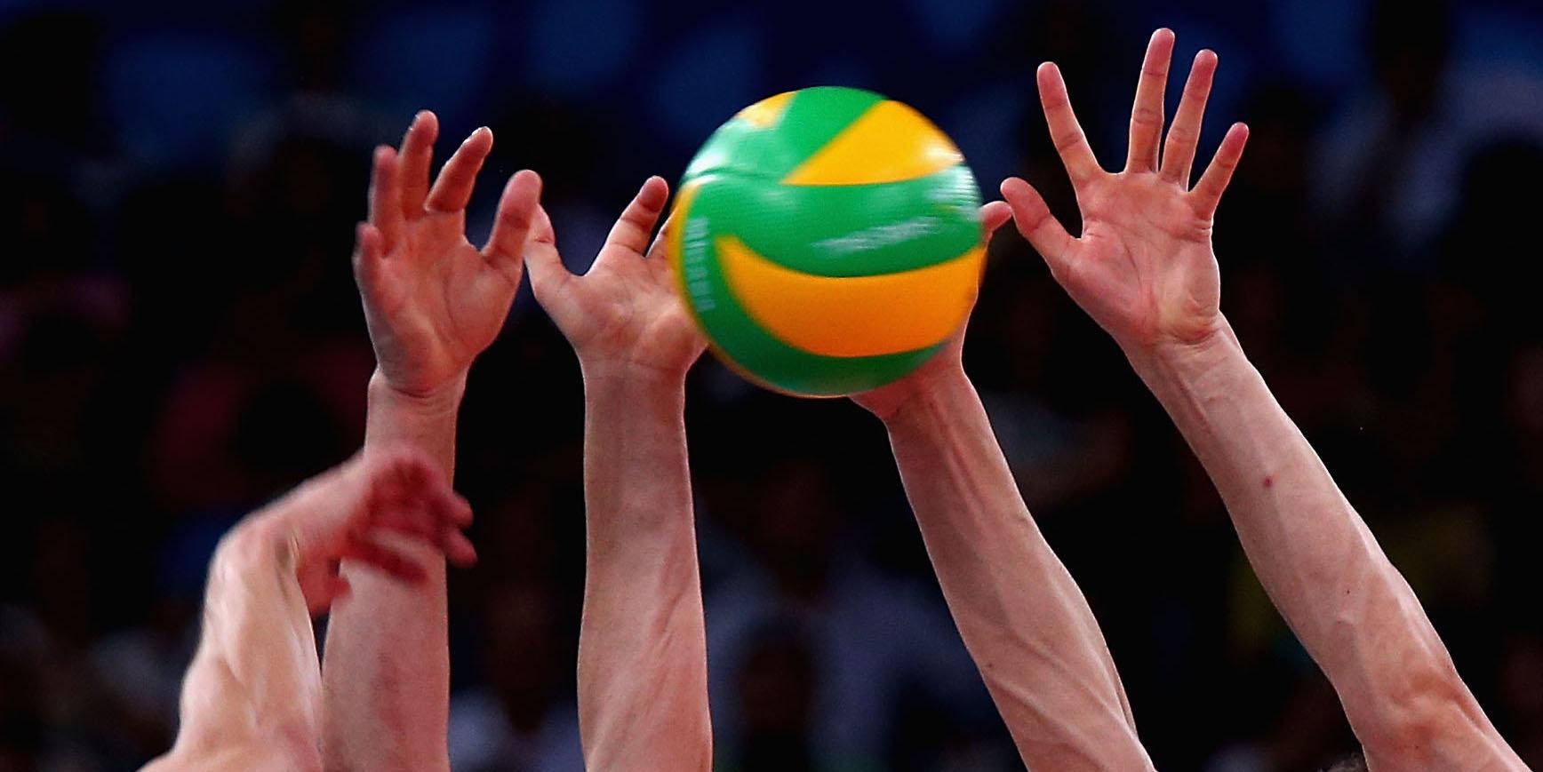 Волейболист Пашицкий хочет получить российское гражданство