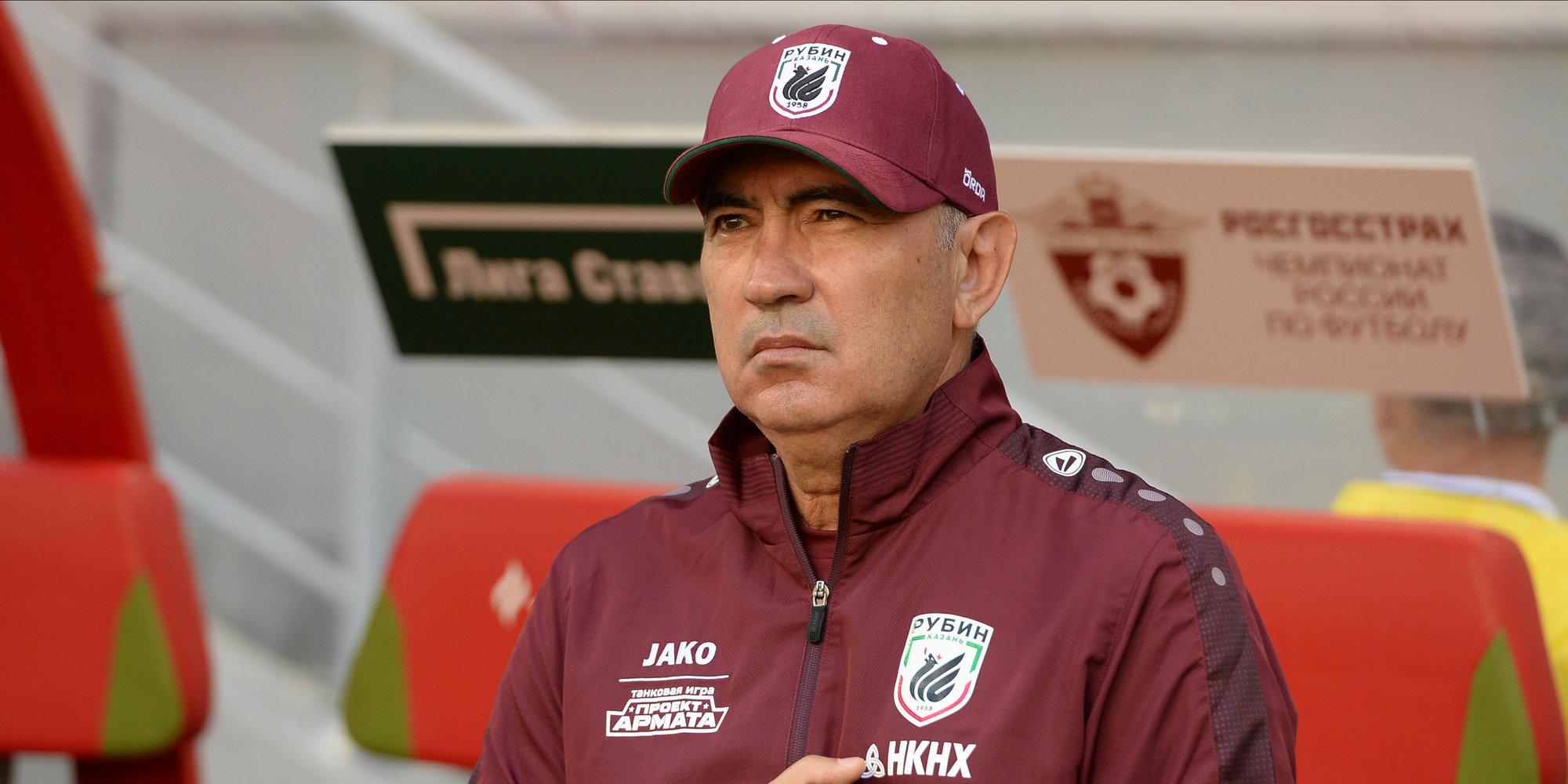 СМИ: Бердыев покинет «Рубин» по окончании нынешнего сезона