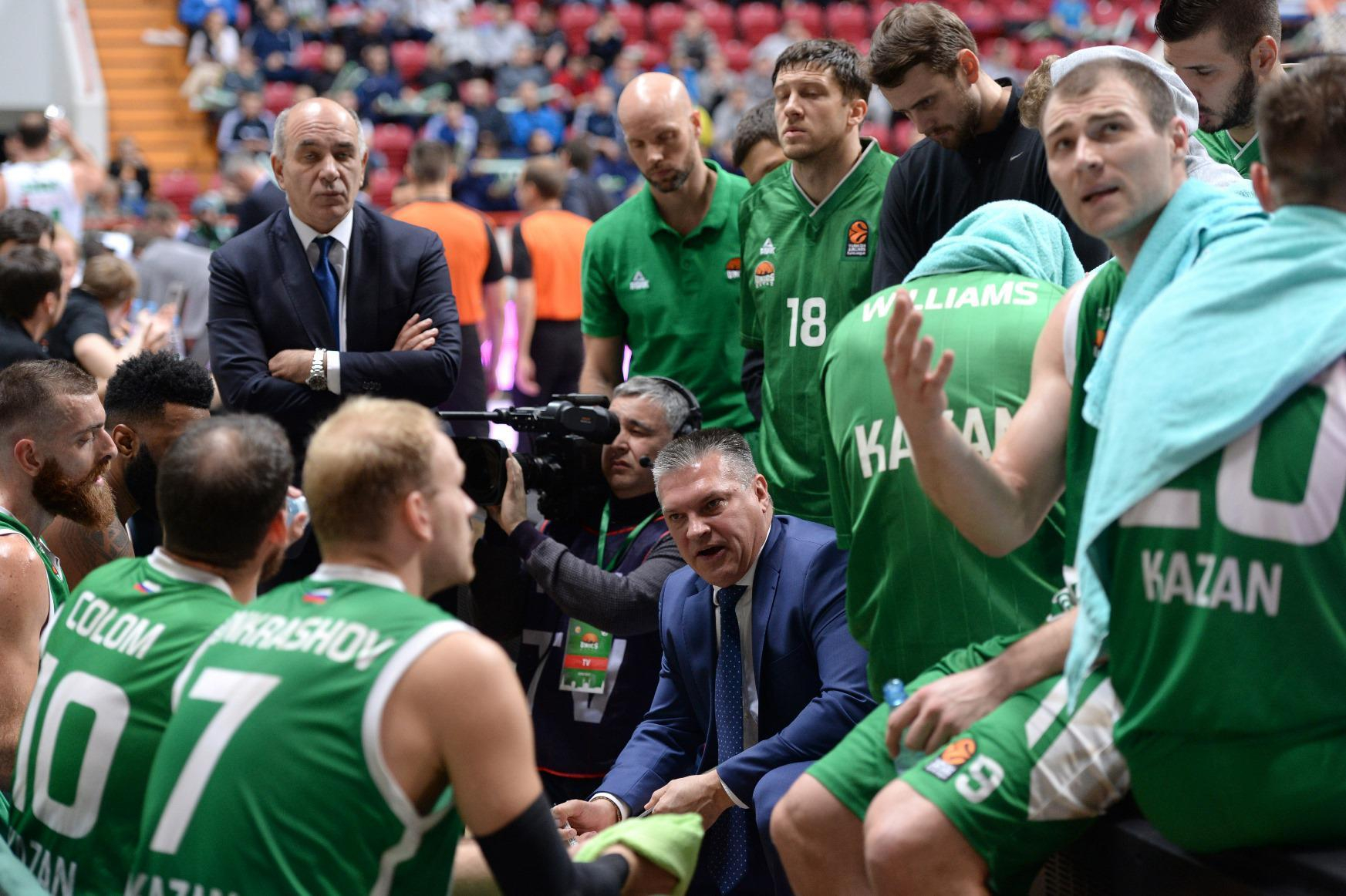 Работал с«Униксом», «Динамо» иВЭФ: баскетбольный клуб «Парма» сменил тренера