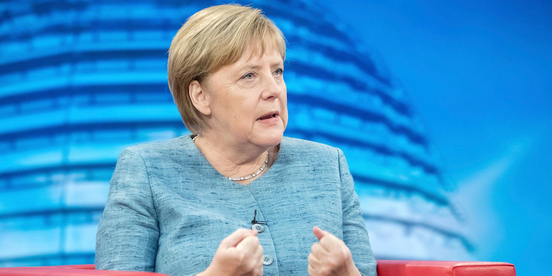 Ангела меркель и месут озил