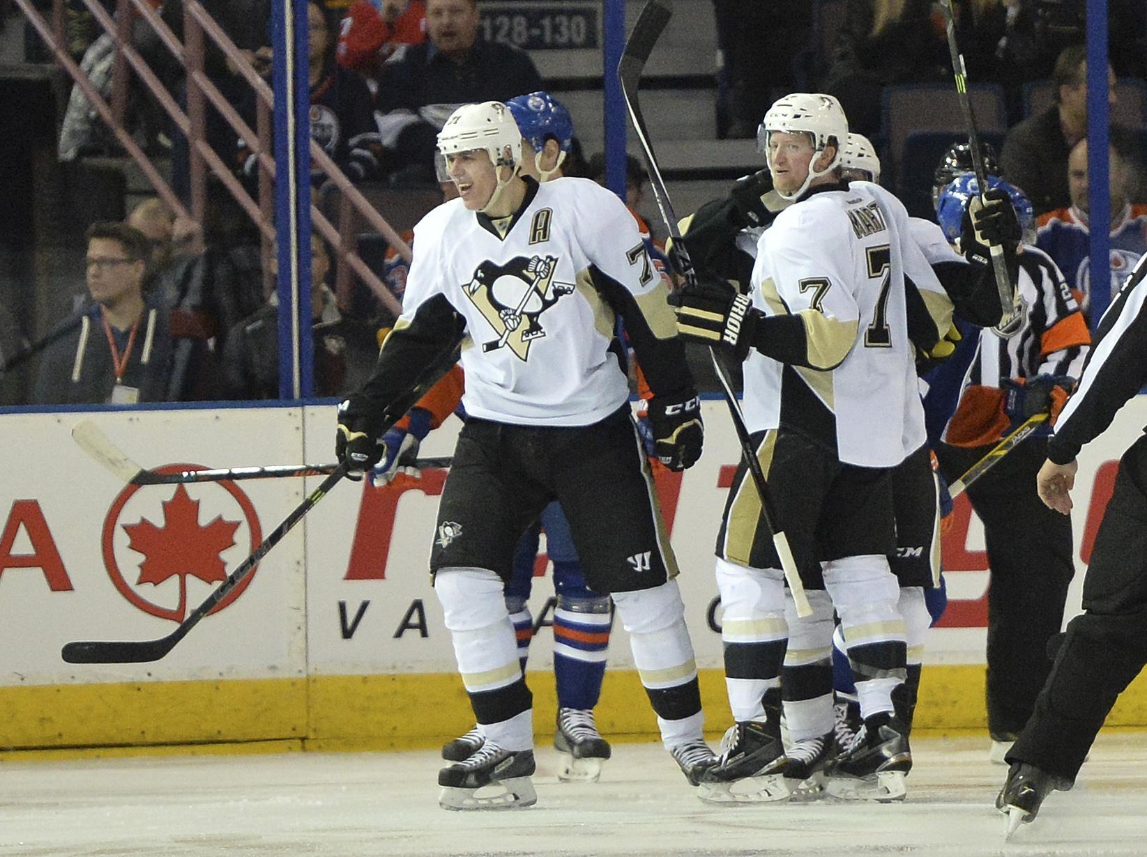 Сможет ли Калгари обыграть Питтсбург На что делать ставки на НХЛ 2 Ноября 2017