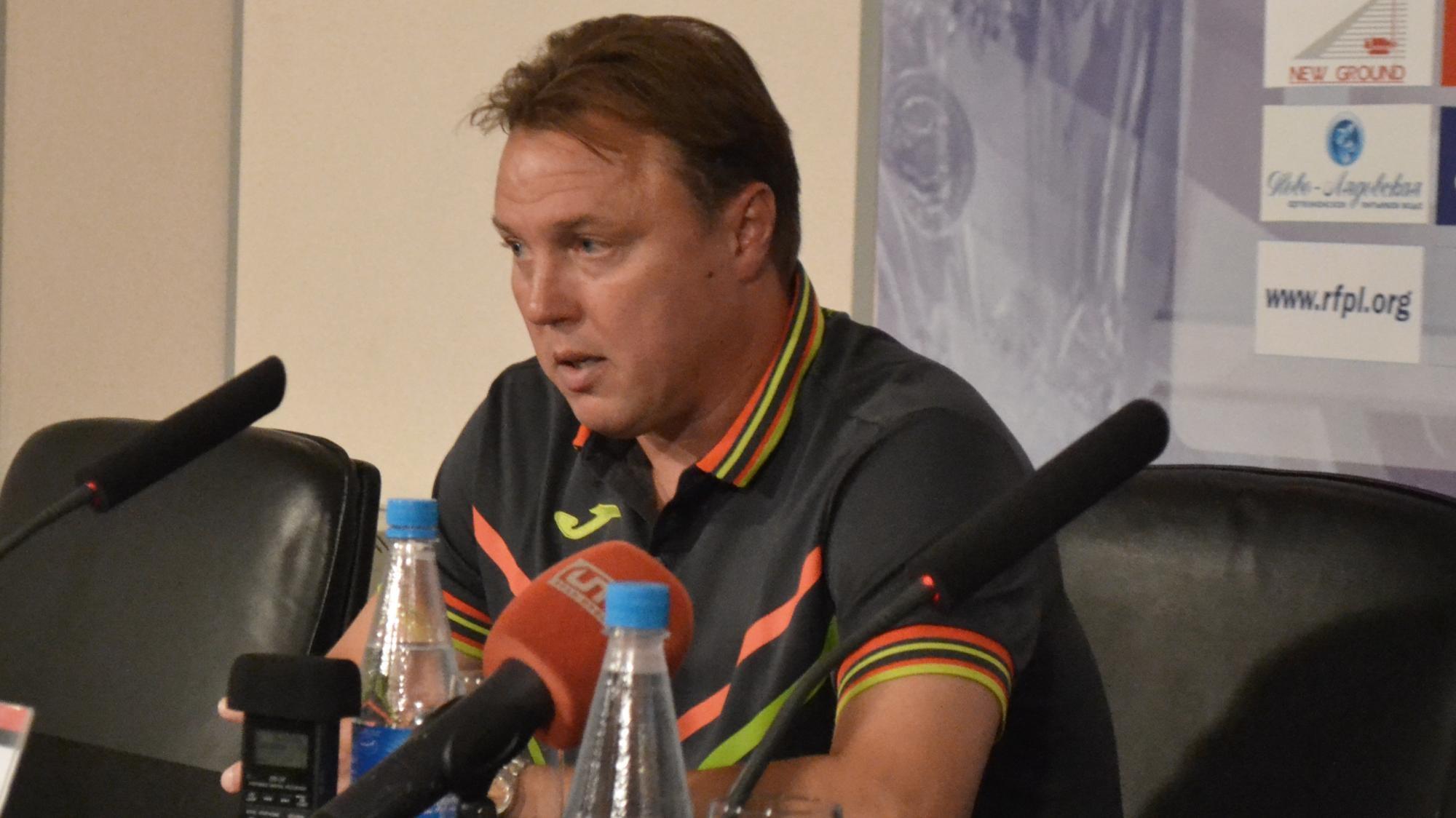 Колыванов сменил Булатова напосту главного тренераФК «Торпедо»