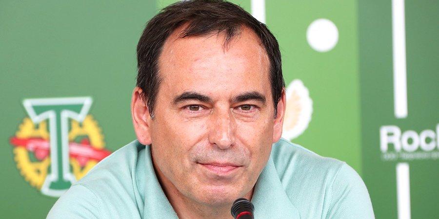Роман Авдеев: «Продолжу содержать «Торпедо» ипосле строительства стадиона»