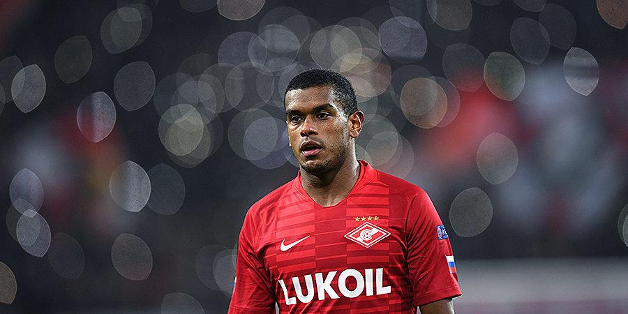 Фернандо  хочет вернуться в «Спартак»