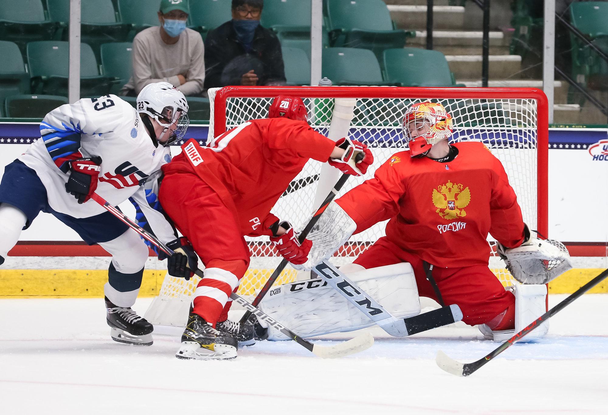 Федерация хоккея США иронично отнеслась к поражению от России на ЮЧМ