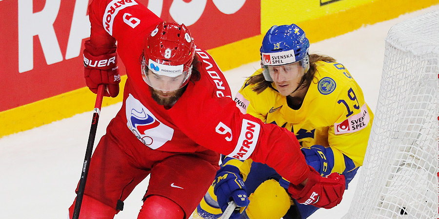 Вайсфельд оценил ведущих форвардов сборной России перед четвертьфиналом ЧМ-2021