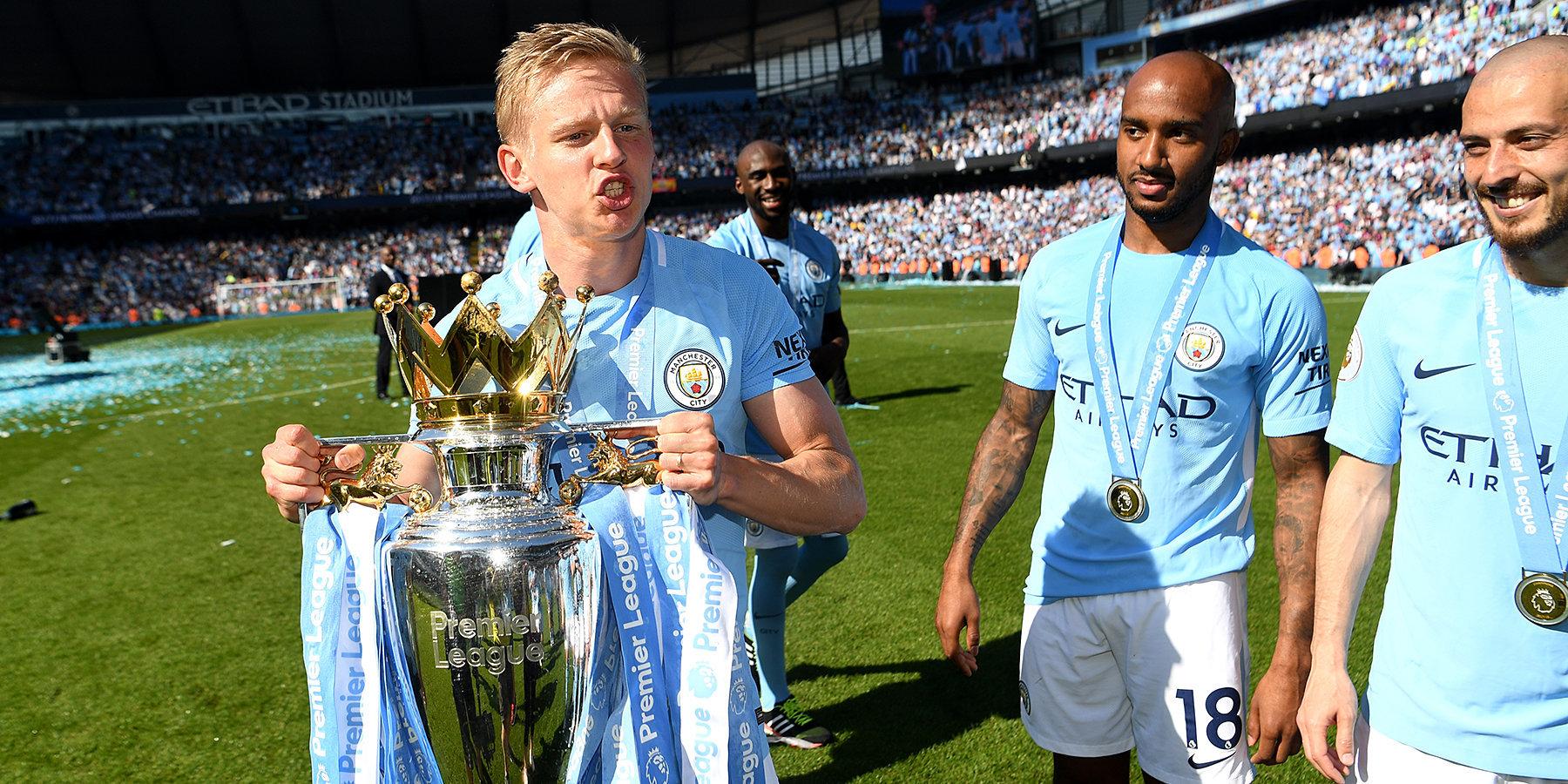 Манчестер сити не великий клуб