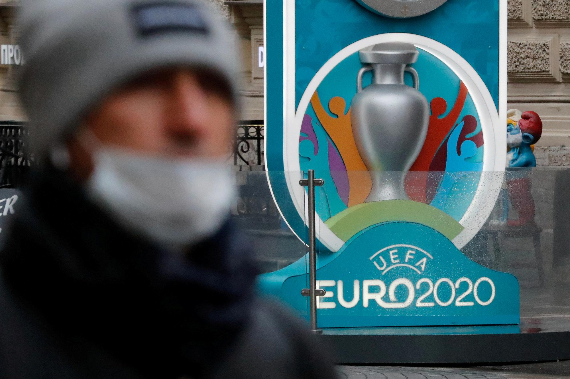 Билеты на чемпионат Европы-2020 можно сдать до 26 января