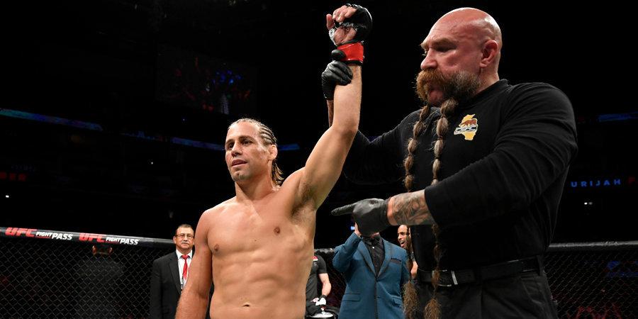 Член Зала славы UFC исключил вариант поединка с Яном