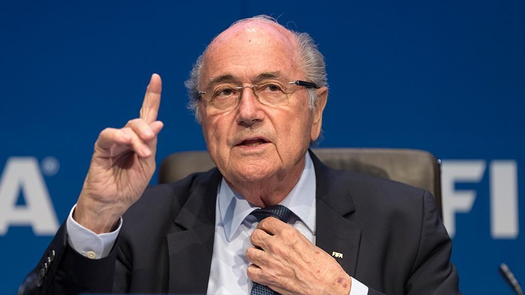 Экс-глава ФИФА Блаттер раскритиковал информатора ВАДА Степанову