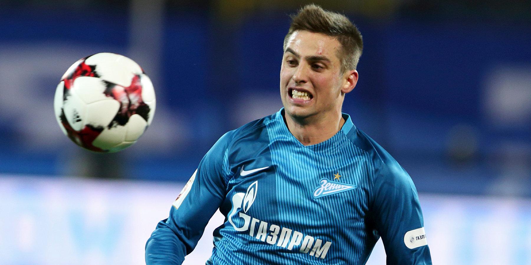 «Зенит» вернул полузащитника Роберта Мака в«ПАОК»