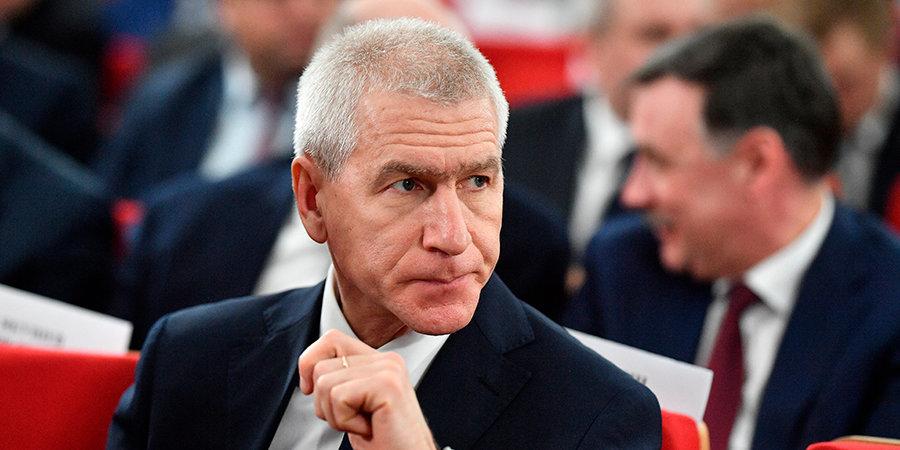 Олег Матыцин: «Риски заболевания COVID-19 в РПЛ минимизированы регламентом, хотя опасность еще не миновала»