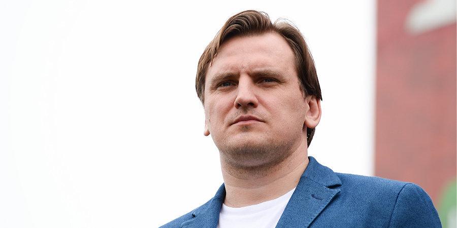 Дмитрий Булыкин — про Лунева: «Молодец, что не испугался конкуренции и рискнул поехать, чтобы проявить себя в топ-чемпионате»