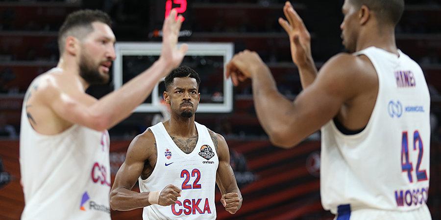 Отелло Хантер: «Хиггинс — исключительный баскетболист»