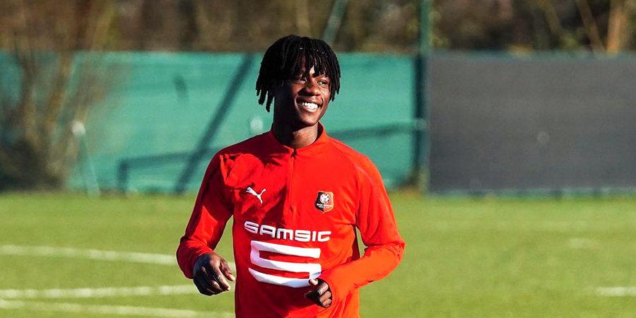 «Ренн» заявил, что не продаст 17-летнего Камавинга «Реалу» и за 80 миллионов евро