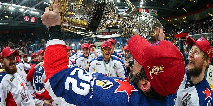 Вдруг, как в сказке, скрипнула дверь. ЦСКА снял проклятие чемпиона «регулярки»